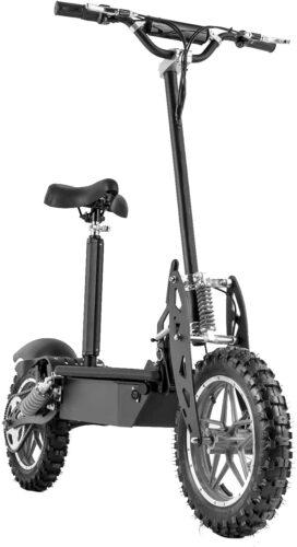 La trottinette électrique avec siège la moins chère: BEEPER Trottinette