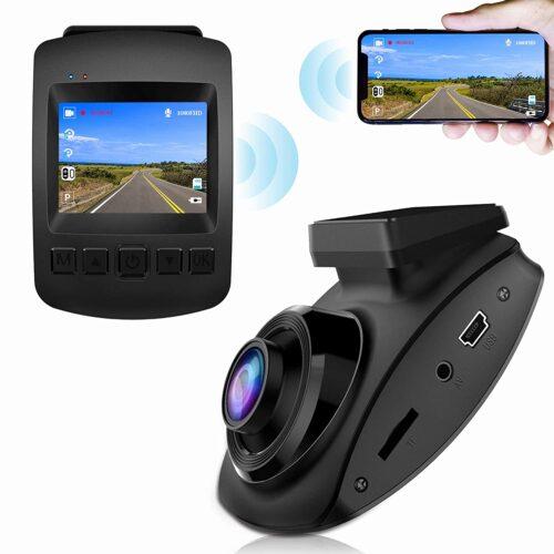 Les Meilleures Dashcam Voiture - Comparatif Caméras Embarquées