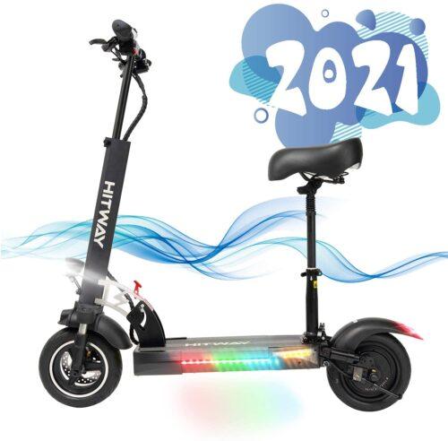 Notre choix trottinette électrique avec siège: SOUTHERN WOLF Trottinette électrique