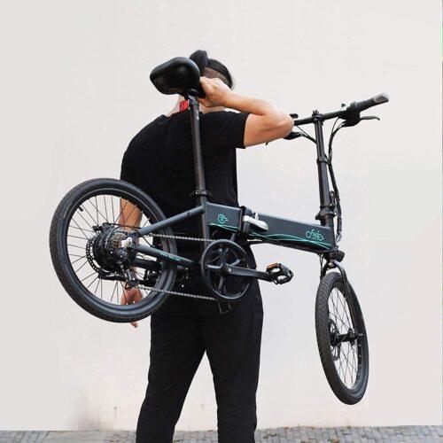 Meilleur Vélo Électrique Longue Distance