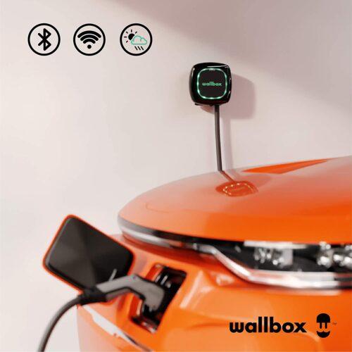 Meilleure Wallbox – Comparatif Bornes de Recharge Voiture Électrique