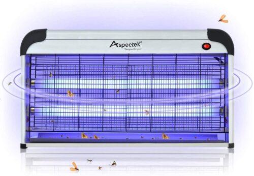 Le top tue mouche électrique: ASPECTEK Lampe UV