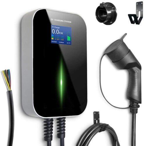 Notre choix Wallbox borne de recharge: Morec 11kw Type 2