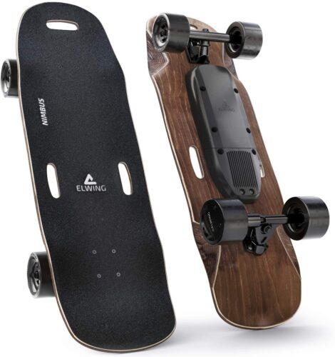 Notre choix skate électrique: Elwing Boards