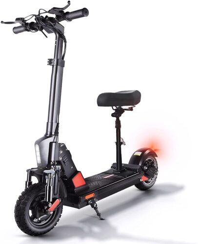 Le Top trottinette électrique avec siège puissante: Trottinette Électrique Adultes 48V